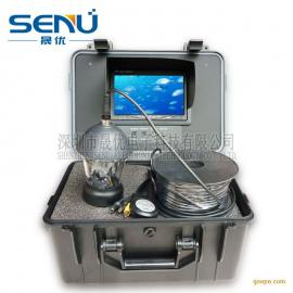 360度旋转 水下摄像头 水下摄像机 可视钓鱼器 修井探头