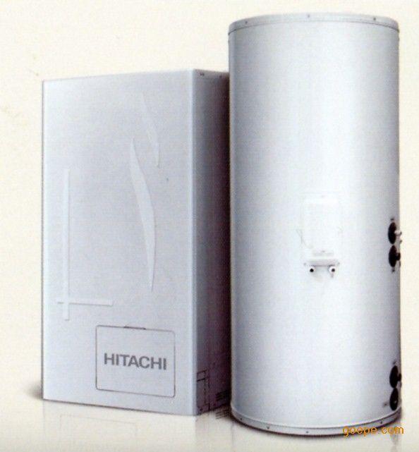 日立地源/水源/空气源热泵(地暖、空调、生活热水三合一)