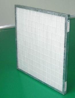 不锈钢边框初效过滤网