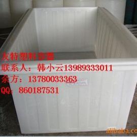 厂家直销1000纺织周转桶,K-1000L方形桶,印染桶