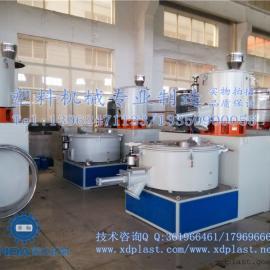 PVC混合机组|PVC塑料混合机组厂家|SRL-Z500/1000混合机组批发