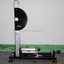 弹簧冲击锤能量校准装置