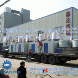 塑料高速混料机组|SRL-Z800/1600塑料混料机组价格厂家|塑料混合&