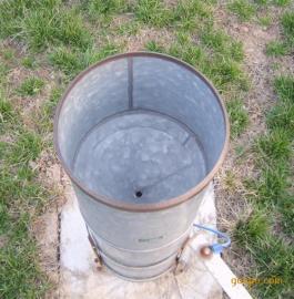 厂家直销水文气象农业环保用普通雨量计JQR-1人工雨量计