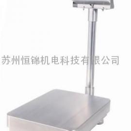 苏州100kg不锈钢电子台秤