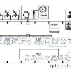 V法铸造|V法生产线|V法造型