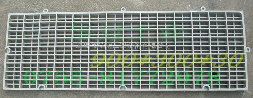 电镀厂 耐酸脚踏板 耐酸碱PP网格板