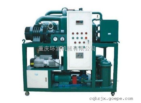 重庆双级真空滤油机