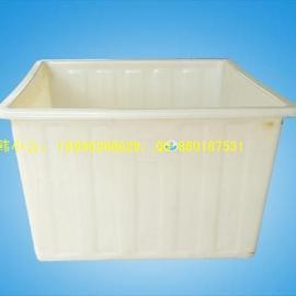 PE方桶,PE塑�z周�D桶,K-600L方形酸洗桶,