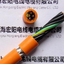 上海拖链电缆,抗拉拖链电缆,高柔性拖链电缆%包配送