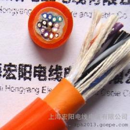 多芯屏蔽拖链电缆,上海宏阳屏蔽拖链电缆