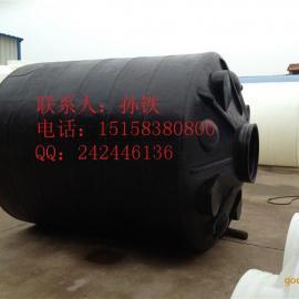 8吨化工储罐,8吨酸碱储罐,8立方防腐储罐