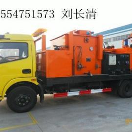 专业沥青路面热再生修补车生产基地--山东盛源2013