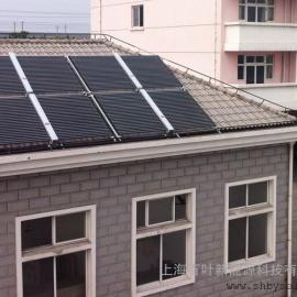 上海集体浴室太阳能工程