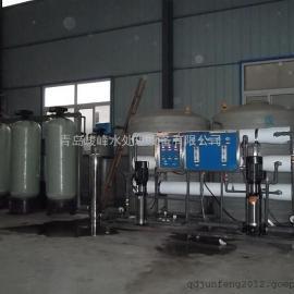 供应全自动软化水装置 洗衣房 空调 洗浴 锅炉用水 预处理