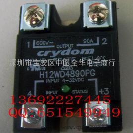 美国快达固态继电器H12WD4890PG