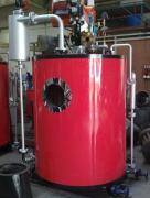 贯流式燃气蒸汽锅炉