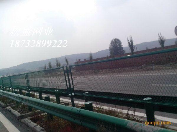 内蒙古松盛铁路护栏网定制 内蒙古飞机场护栏网 包头护栏网厂址