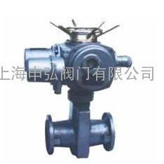电动管夹阀J941X