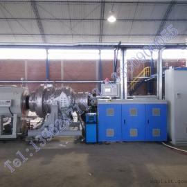 PE630大口径管材生产线价格设备厂家直销专业制造实物拍摄