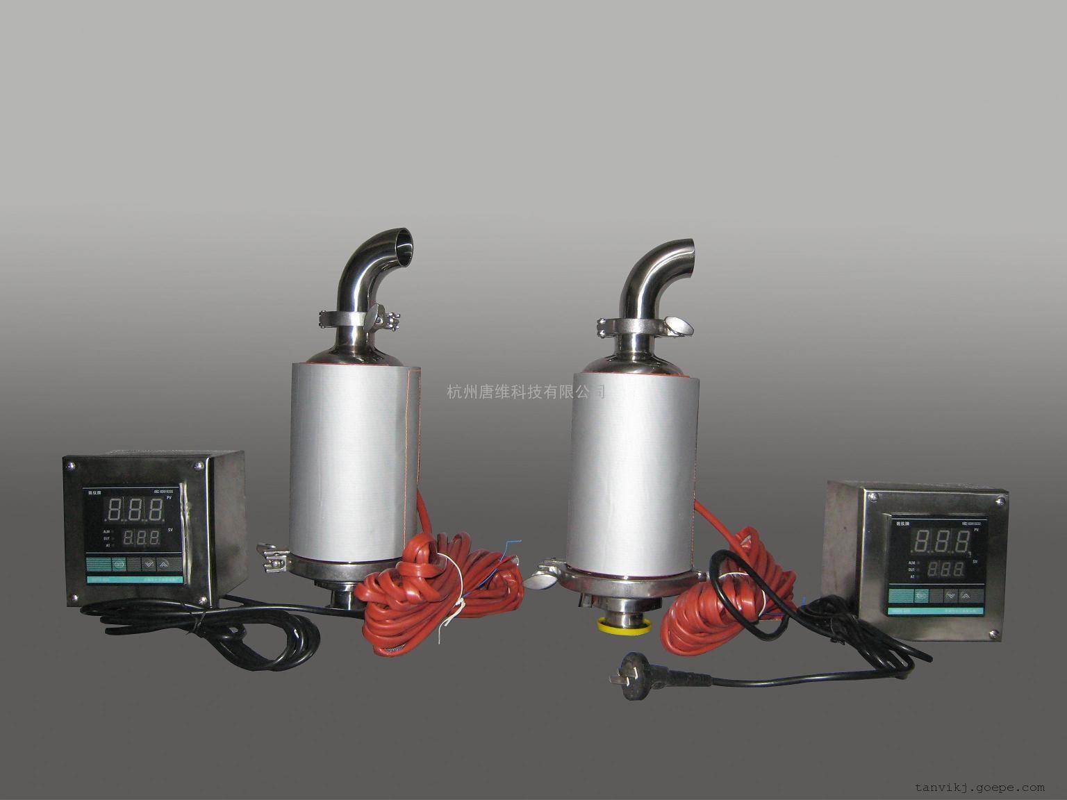 纯水储罐呼吸器电加热套 电加热保温套