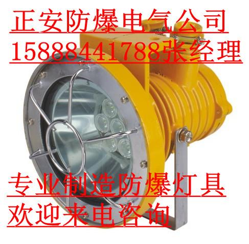 正安矿用隔爆型LED投光灯DGS20/127L(A)