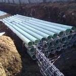 玻璃钢电力管_玻璃钢夹砂电力护套管