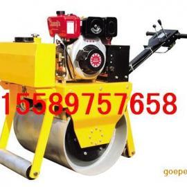 手扶式压路机TVH-700重型单钢轮压路机