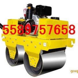 手扶式压路机TVH-50C双钢轮柴油压路机