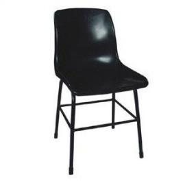 防静电四脚靠背椅