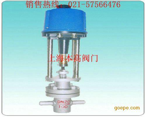 阀主要用于减温减压装置,调节减温水量,同时也广泛用于各种锅炉给水图片