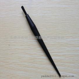 厂家批发优质防静电圆刷|防静电笔形刷|静电刷。
