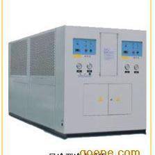 PP玻纤板生产线液压机降温冷水机,油压机压板工业冷水机组
