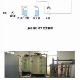 农村井水铁锰过滤器运行成本(鑫煌水处理公司)