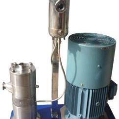 芳纶浆柏、芳纶纤维高剪切乳化均质机