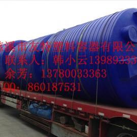 大连供应塑料容器,沈阳PE塑料桶,友特20吨水箱批发