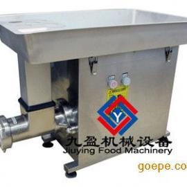 大型电动绞肉机 台式九盈绞肉机