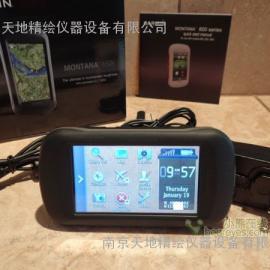 对讲机GPSRino650佳明手持GPS对讲机功能