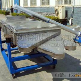 不锈钢耐腐蚀无污染食盐用斗式提升机 螺旋输送机