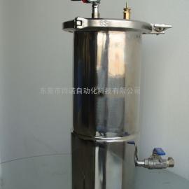 气动搅拌加热涂料喷胶油漆助焊剂胶水不锈钢压力桶