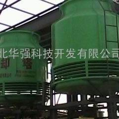 厂家直销玻璃钢圆形横流冷却塔