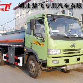 国四甲醇运输车|国四排放甲苯化工罐车