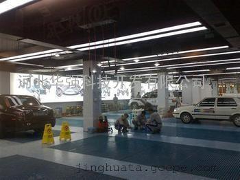 大型洗车场玻璃钢格栅
