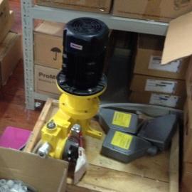 计量泵GB0350PP1MNN米顿罗机械泵