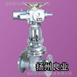 不锈钢电动闸阀Z941W-16P DN50-DN500