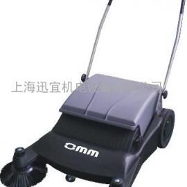 供应意大利奥美手推式清扫机SWEEPER80无动力扫地机+小区道路清扫
