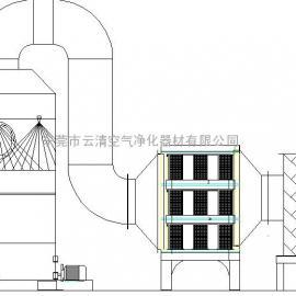 东莞樟木头厂家直销喷漆除臭装置