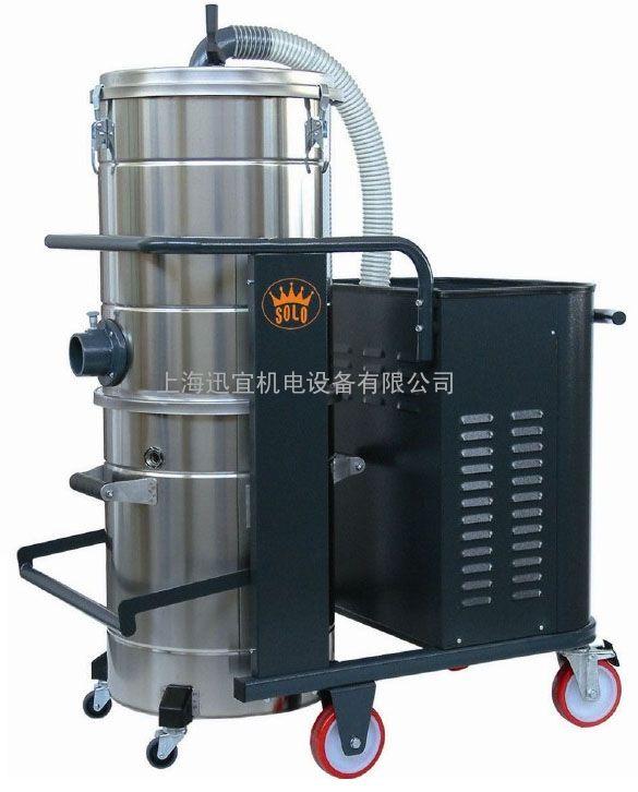意大利索罗大风量大功率生产线吸尘用工业吸尘器TCX75S