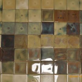 手工砖符合现代装饰的时尚韵味
