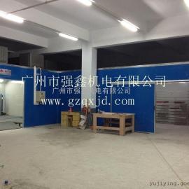 广州厂家专业生产家具喷烤房